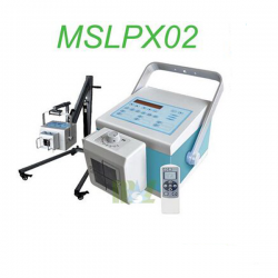China Beast Price Digital & Portable X-ray Machine-MSLPX02
