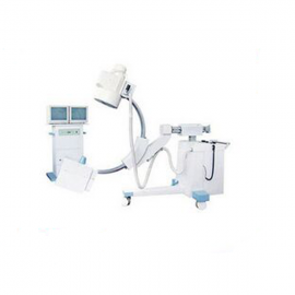 High Frequency Mobile Hospital C-arm X-ray Machine MSLCX01