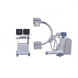 Mobile & Digital Medical C-arm X-ray Machine MSLCX03