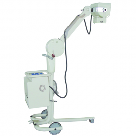 Customer Praised Mobile X-ray Unit MSLMX09