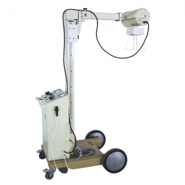 Hospital 100ma Diagnostic X-rays Mobile Equipment-MSLMX15